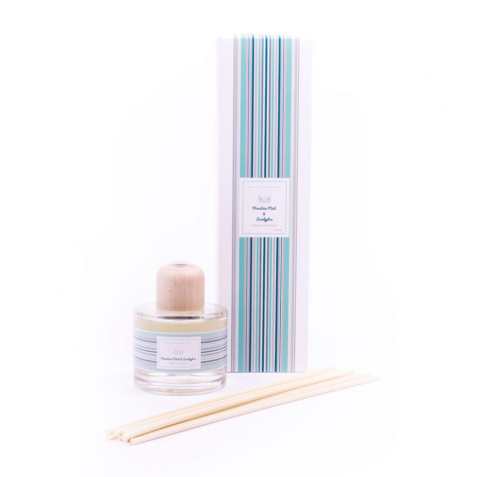 Mountain Mint & Eucalyptus Classic Reed Diffuser