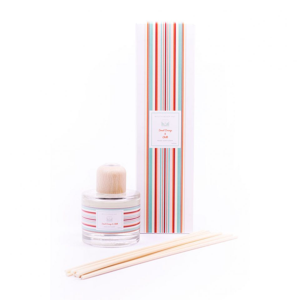 Sweet Orange and Chilli Classic Reed Diffuser
