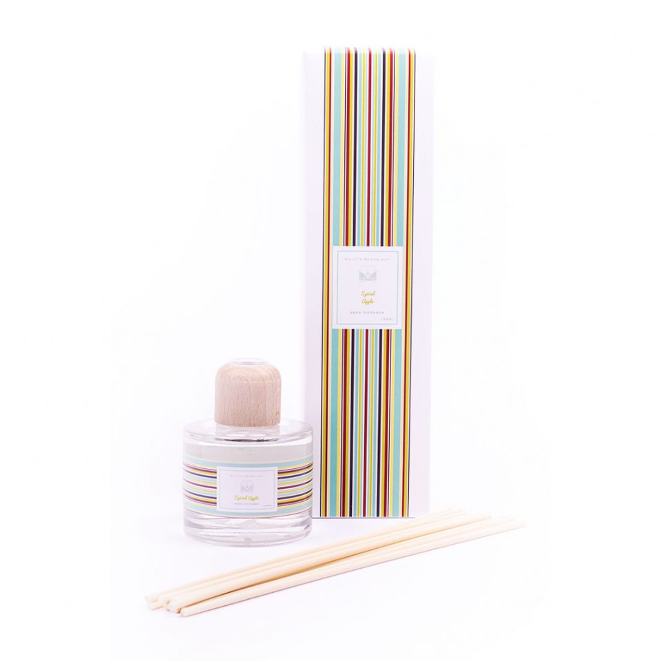 Spiced Apple Classic Reed Diffuser