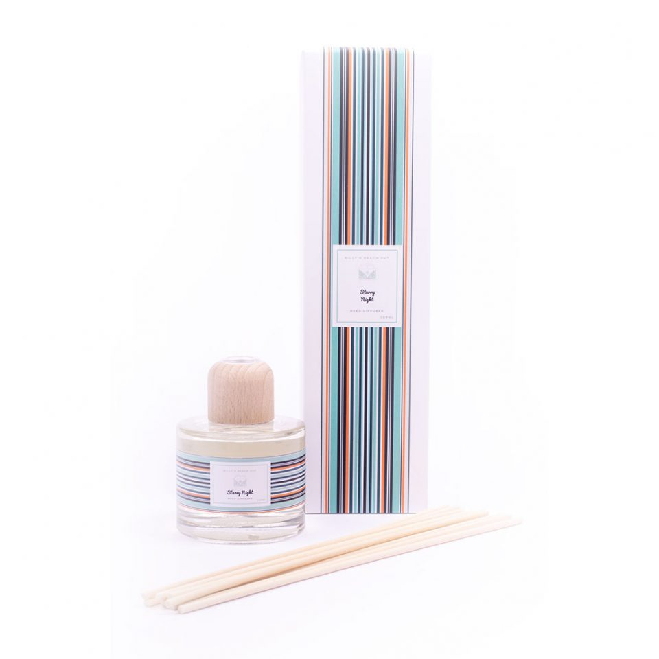 Starry Night Classic Reed Diffuser