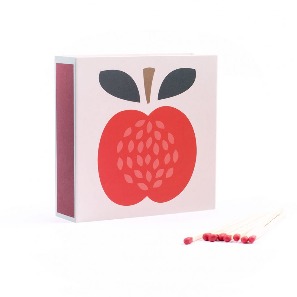 Sweet Apple Safety Matches