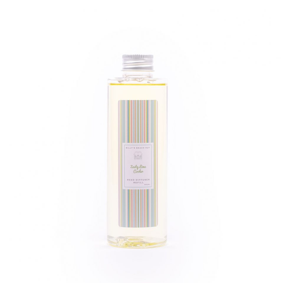 Zesty Lime Cooler Classic Diffuser Refill