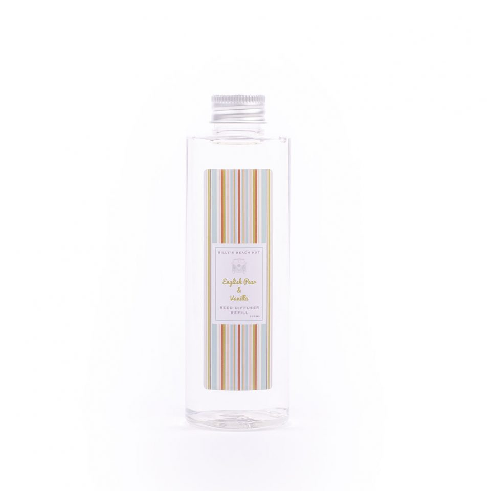 English Pear and Vanilla Diffuser Refill
