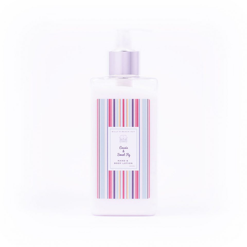 Cassis and Sweet Fig Hand & Body Lotion - Buy one get one half price