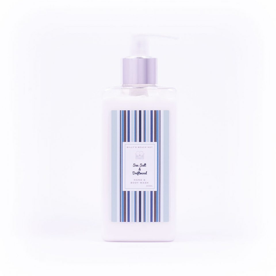 Sea Salt & Driftwood Hand & Body Lotion
