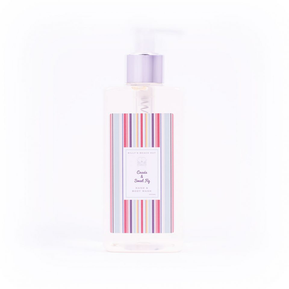 Cassis and Sweet Fig Hand & Body Wash