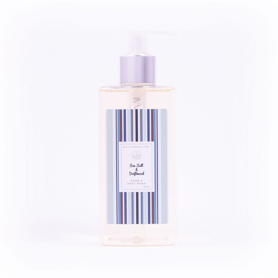Sea Salt & Driftwood Hand & Body Wash