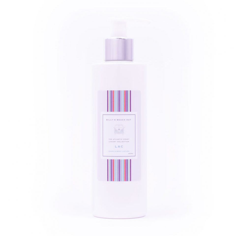Lac Atlantic Coast Collection Hand & Body Lotion